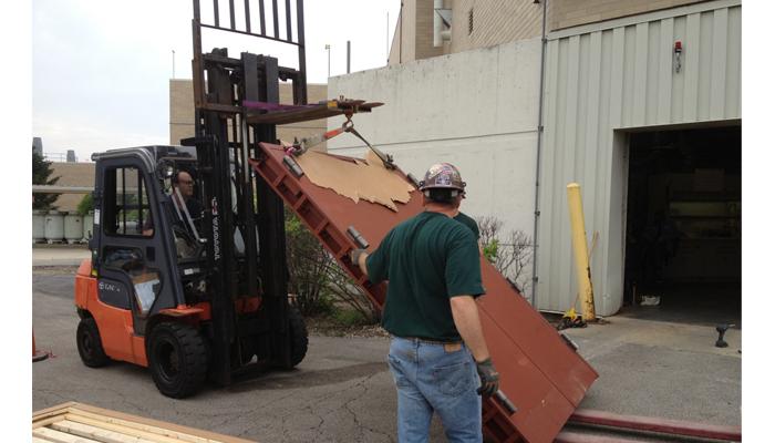 Honeywell UOP Blast Doors – Des Plaines, IL – Victor ...